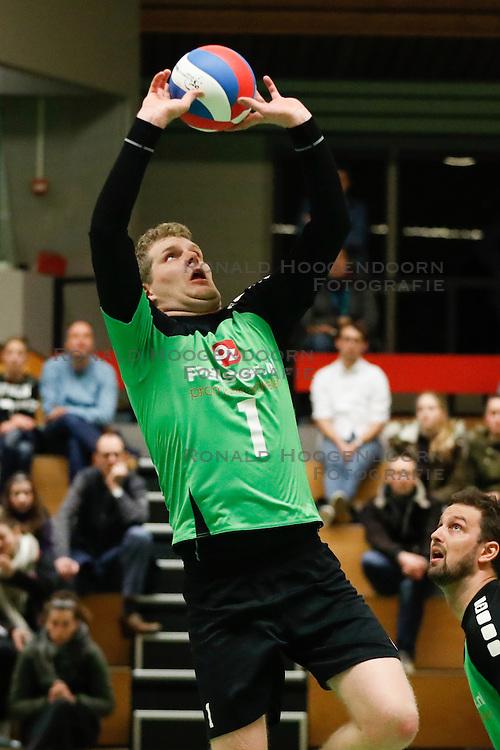 20161126 NED: Beker, Sliedrecht Sport - Pelster Cito: Sliedrecht <br />Gerard Top of Pelster Cito <br />©2016-FotoHoogendoorn.nl / Pim Waslander