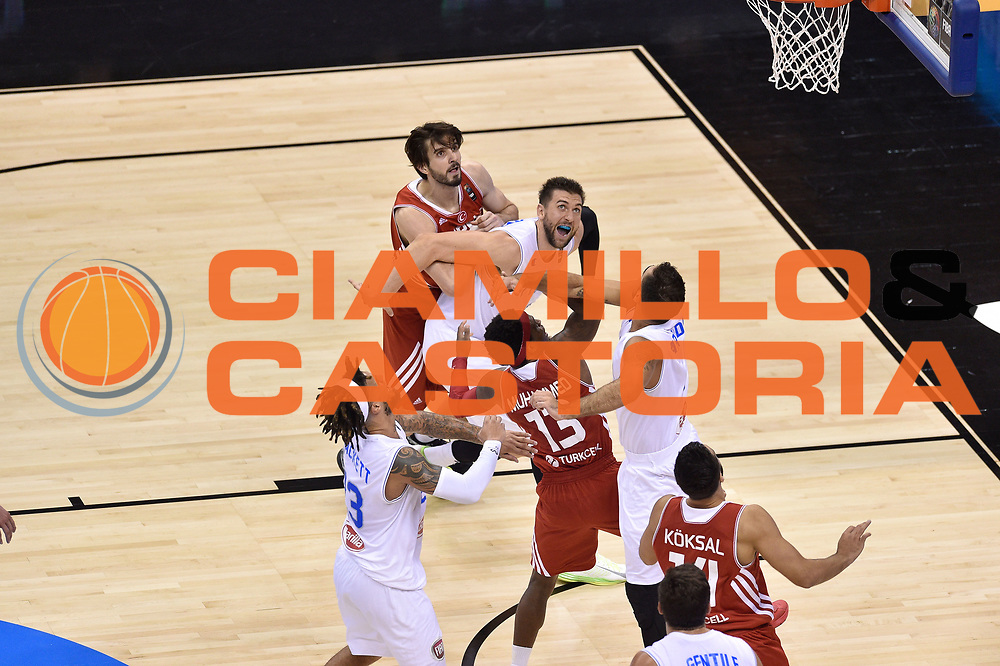 DESCRIZIONE : Berlino Berlin Eurobasket 2015 Group B Turkey Italy<br /> GIOCATORE : Andrea Bargnani<br /> CATEGORIA : tagliafuori<br /> SQUADRA : Turkey Italy<br /> EVENTO : Eurobasket 2015 Group B <br /> GARA : Turkey Italy<br /> DATA : 05/09/2015 <br /> SPORT : Pallacanestro <br /> AUTORE : Agenzia Ciamillo-Castoria/Giulio Ciamillo <br /> Galleria : Eurobasket 2015 <br /> Fotonotizia : Berlino Berlin Eurobasket 2015 Group B Turkey Italy