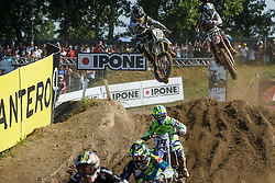 Maximilian Nagl of Germany #12 during MXGP race for MXGP Championship in Mantova, Italy on 26th of June, 2016 in Italy Photo by Grega Valancic / Sportida