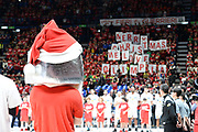 Tifosi AX Armani Exchange Milano<br /> AX Armani Exchange Milano - Dolomiti Energia Trentino<br /> Legabasket serieA 2019 -2020<br /> Milano, 22/12/2019<br /> Foto Ciamillo-Castoria/ Claudio Degaspari