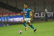 SSC Napoli v Espanyol - 11 Aug 2017