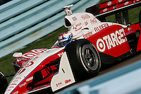 Scott Dixon at Watkins Glen International, Watkins Glen Indy Grand Prix, September 25, 2005