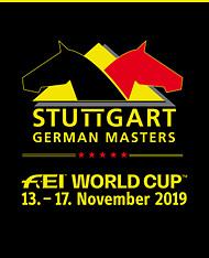 Stuttgart - German Masters 2019
