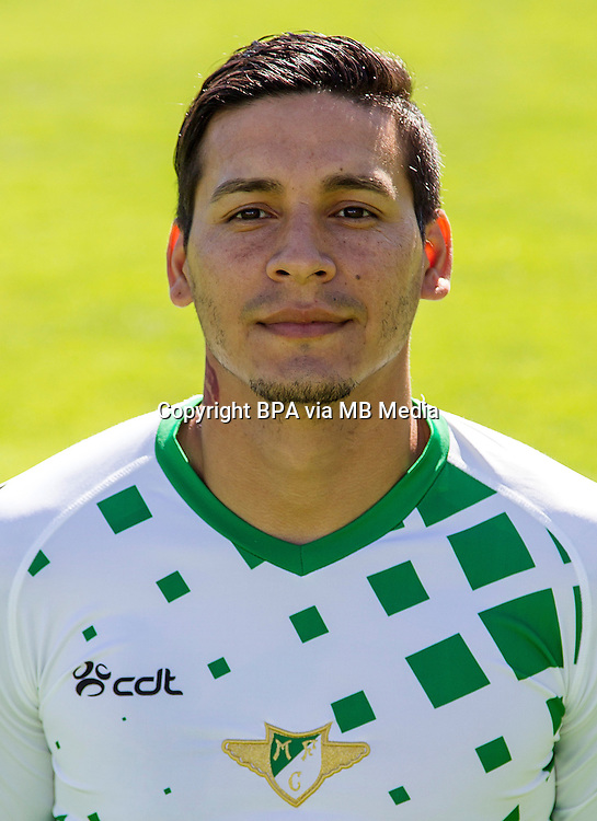 Portugal - Primera Liga Zon-Sagres 2014-2015 / <br /> Ramon Idalecio Cardozo &quot; Ramon Cardozo &quot;  - <br /> ( Moreirense FC )