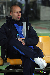 Miso Brecko at the 8th day qualification game of 2010 FIFA WORLD CUP SOUTH AFRICA in Group 3 between Slovenia and Czech Republic at Stadion Ljudski vrt, on March 28, 2008, in Maribor, Slovenia. Slovenia vs Czech Republic 0 : 0. (Photo by Vid Ponikvar / Sportida)