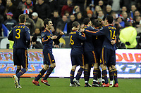 FOOTBALL - FRIENDLY GAME - FRANCE v SPAIN - 03/03/2010  - PHOTO JEAN MARIE HERVIO / DPPI - JOY SPAIN