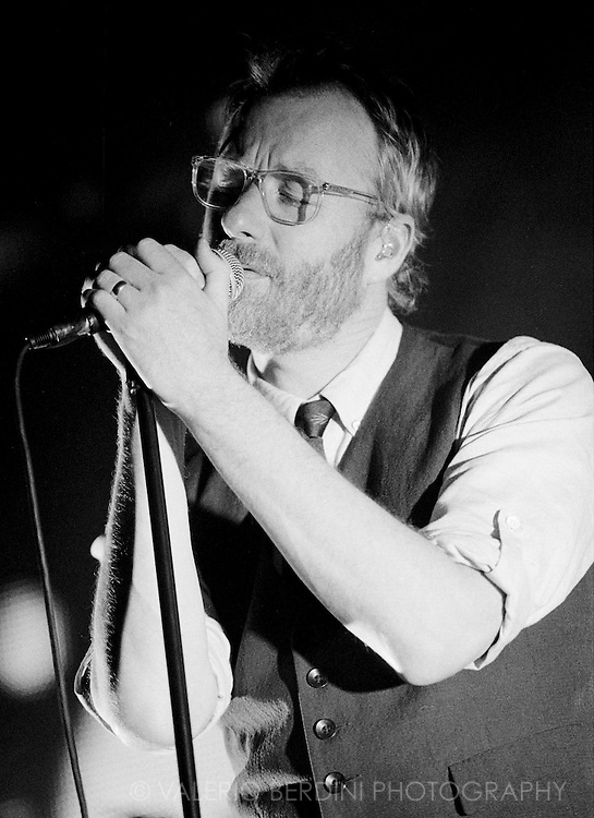 The National live at the Roundhouse in London on the 26 June 2013
