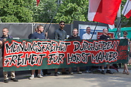 Neo nazi rally for Horst Mahler