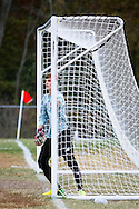 Washingtonville, New York -Goshen High School plays Washingtonville in a varsity boys' soccer game  on Oct. 7, 2014.