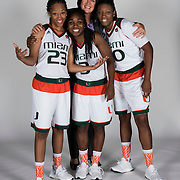 2017 Hurricanes Women's Basketball