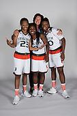 2017 Hurricanes Women's Basketball