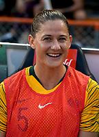 International Women's Friendly Matchs 2019 / <br /> Cup of Nations Tournament 2019 - <br /> Australia v New Zealand 2-0 ( Leichhardt Oval Stadium - Sidney,Australia ) - <br /> Laura Colleen Gloria Alleway of Australia