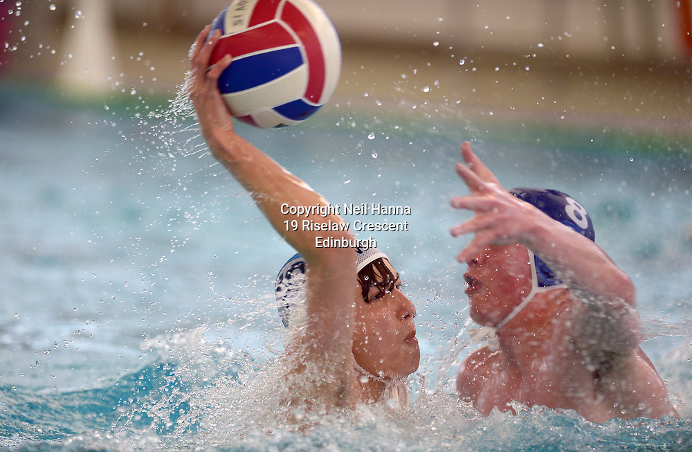 Water Polo Cup Finals Day<br /> <br /> U18 Willie Mellors Cup (Boys)<br /> <br /> Dunfermline vs Menzieshill<br /> <br />  Neil Hanna Photography<br /> www.neilhannaphotography.co.uk<br /> 07702 246823