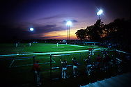 STEVENS POINT, WI - 1987: A general view of the ballpark in Stevens Point, Wisconsin during the American Legion World Series.  (Photo by Ron Vesely)