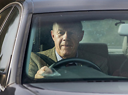 © Licensed to London News Pictures. 22/12/2017. Ashford, UK. Damian Green arrives at his home near Ashford. The former First Secretary of State was sacked after he broke the ministerial code. Mr Green had been under investigation after pornographic images were found on his Parliamentary computer and allegations of inappropriate advances towards a female activist were made. Photo credit: Peter Macdiarmid/LNP