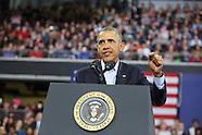 President Obama Visits UNO