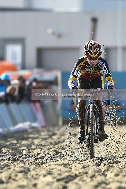 BELGIUM CYCLOCROSS SUPERPRESTIGE HOOGSTRATEN