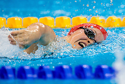 Eleanor Simmonds of Great Britain competes in the Swimming Women's 100m Freestyle - S6 Final during Day 10 of the Rio 2016 Summer Paralympics Games on September 17, 2016 in Olympic Aquatic Stadium, Rio de Janeiro, Brazil. Photo by Vid Ponikvar / Sportida