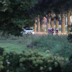 31-08-2016: Wielrennen: Ladies Tour: GennepGENNEP (NED) wielrennenIn Gennep werd een ploegtijdrit verreden, Boels-Dolmans  reed met ene gemiddelde van ruim 52 km/h naar de winst