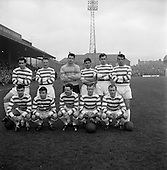 1964 - F.A.I. Cup Final: Shamrock Rovers v Cork Celtic at Dalymount Park