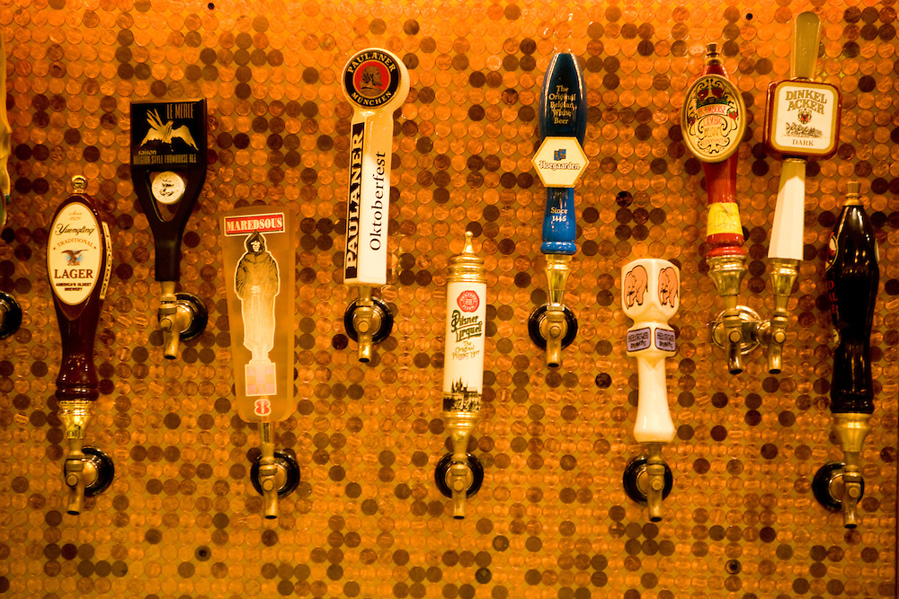 Taps at the Flying Saucer, Nasvhville, TN