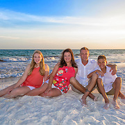 Webb Family Beach Photos