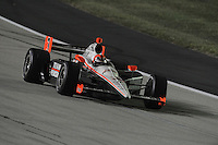 Helio Castroneves, Meijer Indy 300, Sparta, KY 9/4/2010