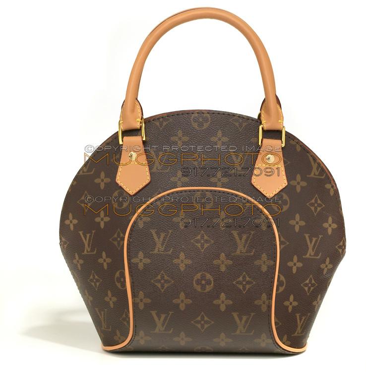 louis vuitton bowling bag style monogrammed handbag