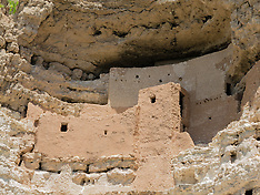 Montezuma Castle National Monument, Arizona, USA