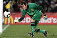 2010 World Cup - Brazil v Korea DPR