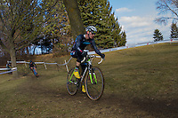Wisconsin State Cyclocross Championships held at Dretzka Park Monday, Dec. 6, 2014, in Milwaukee. (photo Darren Hauck)