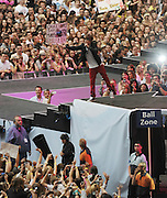 06.JUNE.2010 - LONDON<br /> <br /> JUSTIN BIEBER PERFORMING AT THE CAPITAL FM SUMMERTIME BALL AT WEMBLEY STADIUM.<br /> <br /> BYLINE MUST READ: EDBIMAGEARCHIVE.COM<br /> <br /> *THIS IMAGE IS STRICTLY FOR UK NEWSPAPERS AND MAGAZINES ONLY*<br /> *FOR WORLDWIDE SALES AND WEB USE PLEASE CONTACT EDBIMAGEARCHIVE - 0208 954 5968*