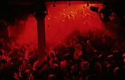 The Hacienda main dancefloor, Manchester 1989