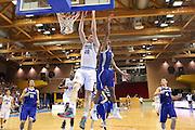 LIGNANO SABBIADORO, 11 LUGLIO 2015<br /> BASKET, EUROPEO MASCHILE UNDER 20<br /> ITALIA-FRANCIA<br /> NELLA FOTO: Jacopo Vedovato<br /> FOTO FIBA EUROPE/CASTORIA