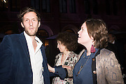 HENRY HUDSON; HANNAH WATSON, V & A Summer party. South Kensington. London. 22 June 2016