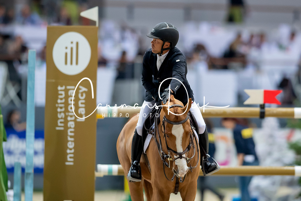 Farrington Kent, USA, Creedance<br /> CHI Genève 2019<br /> © Hippo Foto - Dirk Caremans<br />  12/12/2019