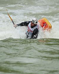AUT, ECA Kayak Freestyle European Championships im Bild Juanikorena Etxeberria Igor, ESP, Canadien Men, #52, EXPA Pictures © 2010, PhotoCredit: EXPA/ J. Feichter