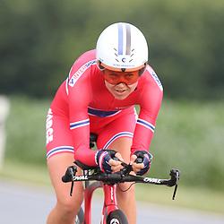 18-07-2016: Wielrennen: Thueringen Rundfahrt vrouwen: Zeulenroda<br />ZEULENRODA (DLD) wielrennen  <br />Ingrid Lorvik