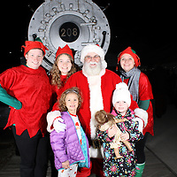 French Lick Polar Express - 12/9/2016