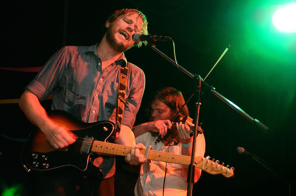 Broken Records, Jamie & Rory Sutherland. Retreat Festival Pilrig St.Paul's Edinburgh 2011