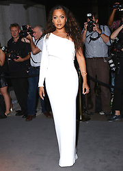 September 7, 2016 - New York, New York, United States - La La Anthony attending the Tom Ford fashion show during New York Fashion Week on September 7, 2016 in New York City  (Credit Image: © Nancy Rivera/Ace Pictures via ZUMA Press)