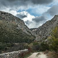 Gola Monte Sant'Angelo