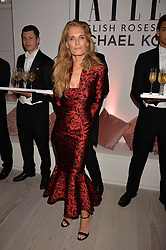 Victoria Lockwood at the Tatler's English Roses 2017 party in association with Michael Kors held at the Saatchi Gallery, London England. 29 June 2017.<br /> Photo by Dominic O'Neill/SilverHub 0203 174 1069 sales@silverhubmedia.com