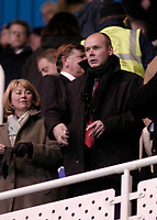 Photo: Leigh Quinnell.<br /> Reading v Southampton. Coca Cola Championship. 10/02/2006. Southampton coach Sir Clive Woodward looks on.