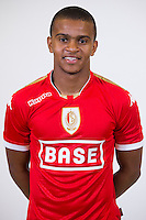 Standard's Darwin Andrade pictured during the 2015-2016 season photo shoot of Belgian first league soccer team Standard de Liege, Monday 13 July 2015 in Liege.