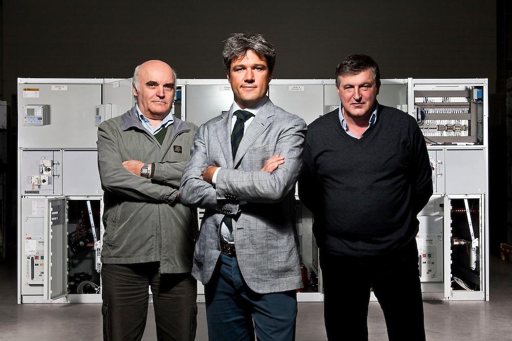 Elio Masante, Riccardo Caraglio e Giorgio Bianco, Caraglio e Nuova Cieb.