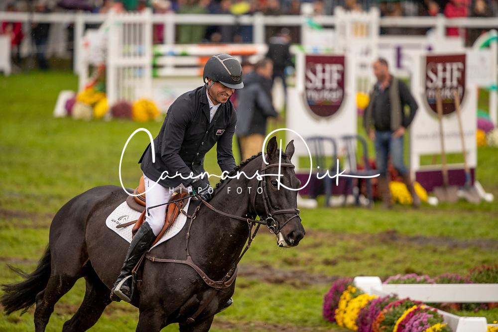 Price Tim, NZL, Happy Boy<br /> Mondial du Lion - Le Lion d'Angers 2019<br /> © Hippo Foto - Dirk Caremans<br />  20/10/2019