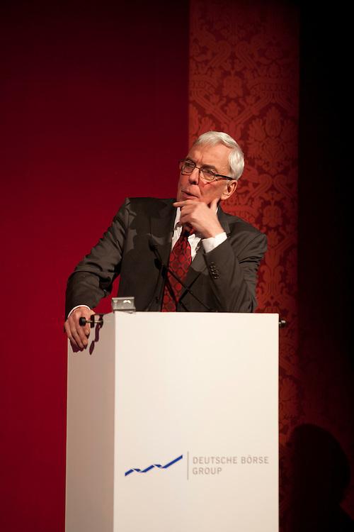 Dennis Turner, Chief Economist of HSBC Bank plc.