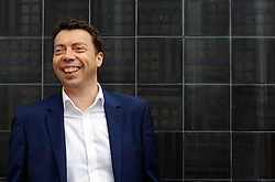 © Licensed to London News Pictures. 18/11/2014<br /> LTR<br /> Iain McNicol    (Labour Party General Secretary)<br /> <br /> Rochester and Strood By-Election in Kent<br />  Lucy Powell, Labour's Vice-Chair of the 2015 General Election campaign, and the party's General Secretary, Iain McNicol, with Naushabah Khan (Labour candidate) in Chatham High Street,Kent.<br /> <br /> <br /> (Byline:Grant Falvey/LNP)