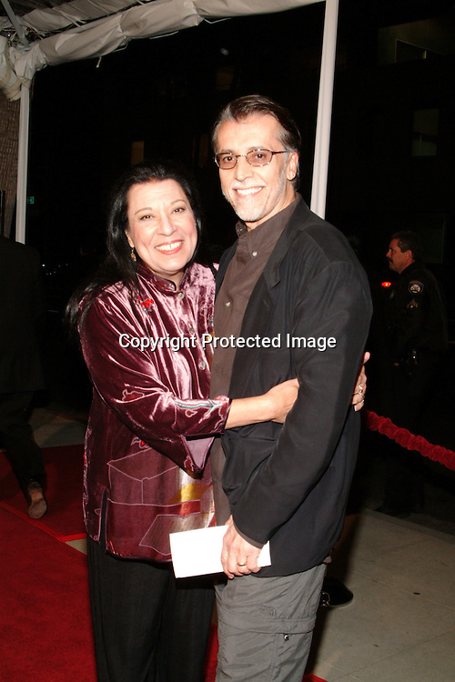 Shelley Morrison &amp; husband Walter Domingus<br />&ldquo;In America&rdquo;Film Premiere<br />Academy of Motion Picture Arts and Sciences, Samuel Goldwyn Theatre<br />Beverly Hills, CA, USA<br />Thursday, November, 20, 2003<br />Photo By Celebrityvibe.com/Photovibe.com